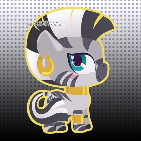Zecora by Miss-Glitter