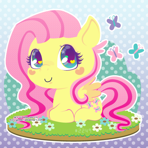 Fluttershy by Miss-Glitter