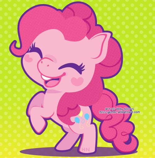 Pinkie Pie by Miss-Glitter