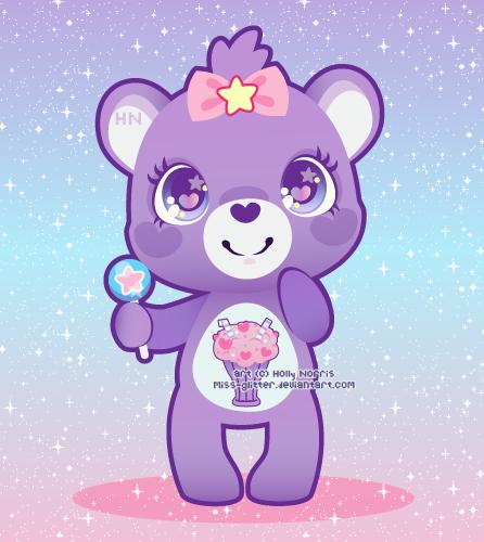Share Bear By Miss Glitter On DeviantArt
