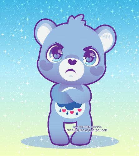 Care Bears Wallpaper: Fan Art Friday: Care Bears By Lyricanna On DeviantArt