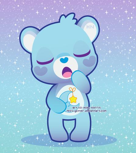 Bedtime bear by Miss-Glitter on DeviantArt