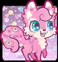 Valentines day Luumie by Miss-Glitter