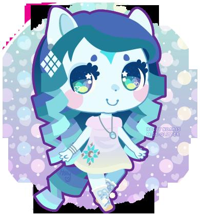 c~Aqua-Wish by Miss-Glitter