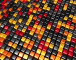 Wallpaper::Ubuntu Cubes