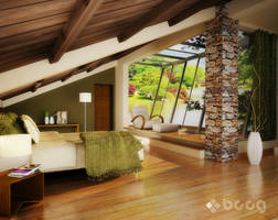 Mediterranean Bedroom updated by saescavipica