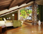 Mediterranean Bedroom updated