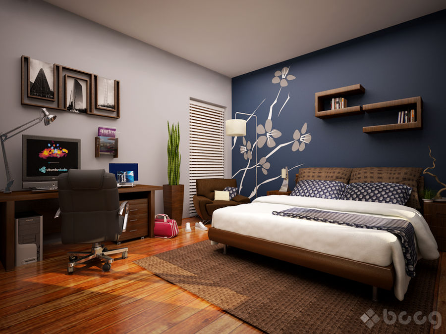 Home Sweet Home - Coco Bedroom