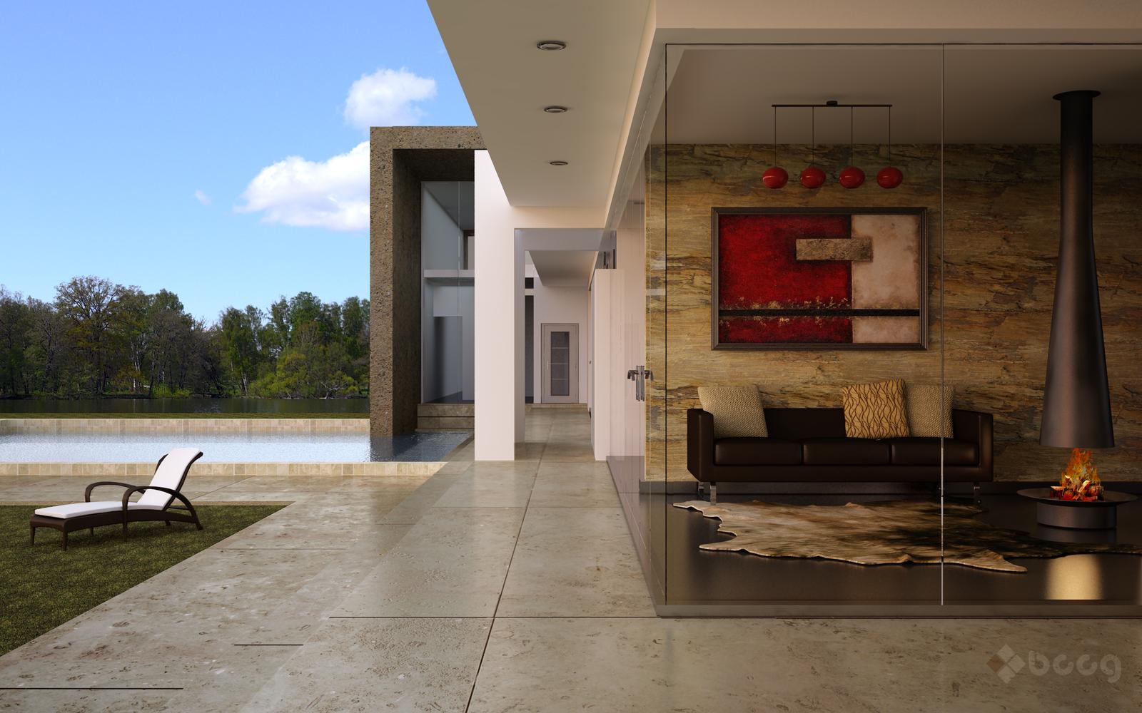 Terrazas House by saescavipica