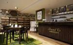 Coffee Shop by saescavipica