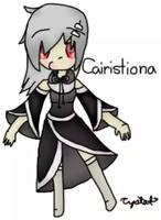 .:New OC:. Cairistiona by SakuraCrystalKatana