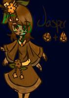 .:Gem OC:. Jasper [Fusion] by SakuraCrystalKatana