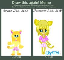 Draw It Again~Brooklyn Hayes by SakuraCrystalKatana