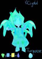 [Fan-Fusion] Turquoise by SakuraCrystalKatana