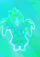 Background Turquoise by SakuraCrystalKatana