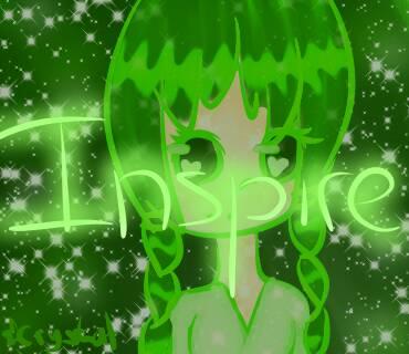 I N S P I R E by SakuraCrystalKatana