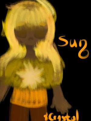 Sun by SakuraCrystalKatana
