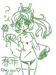 Chun Yu~ Spring Rain
