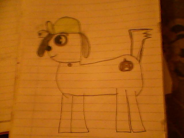 Doki the dog (pony) ! VERSION ORIGINAL!!! by onlycartoons