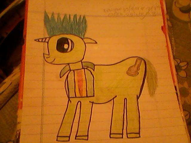 Billy Joe Cobra pony! (VERSION ORIGINAL) by onlycartoons
