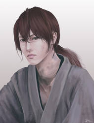 FA: Rurouni Kenshin LiveAction by littlenechan