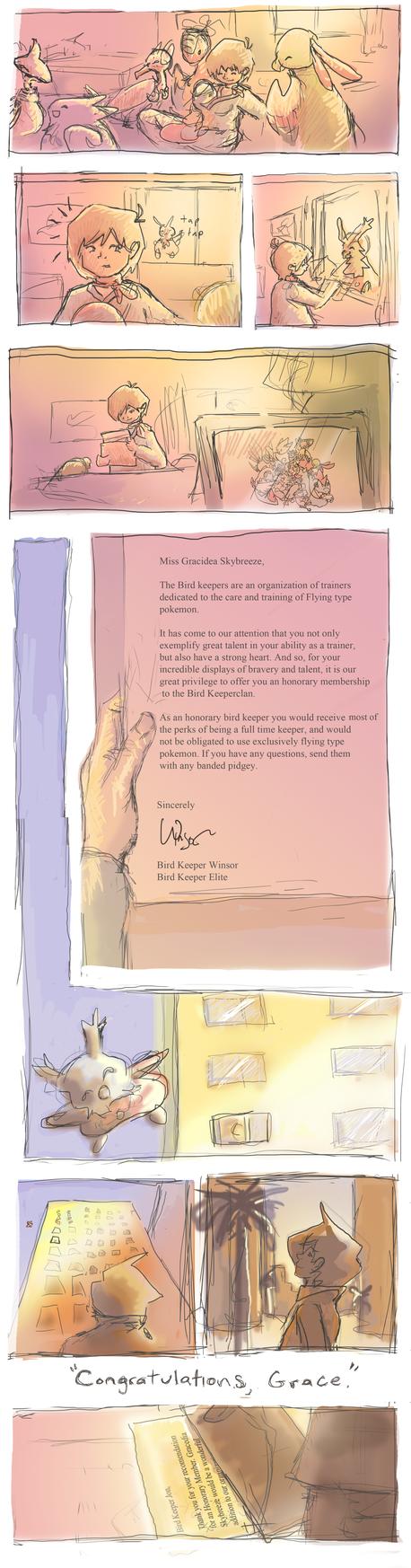 BFOI: A Gift by etesian