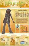 6XL: Matilda Walker