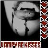 AV-Vamp Kisses, 100x100 by Krazy-Purple