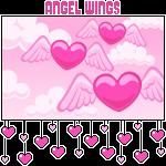 AV-Angel Wings, 150x150 by Krazy-Purple