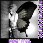 AV-Broken Angel, 150x150 by Krazy-Purple