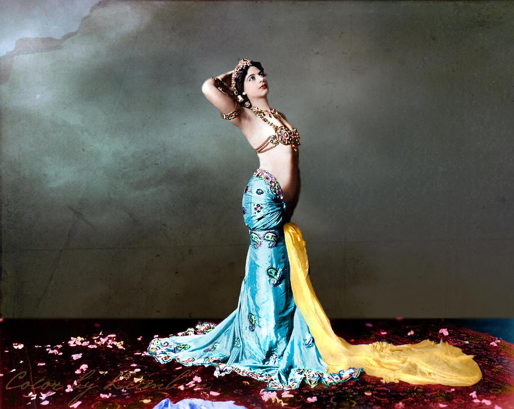 Mata Hari by klimbims
