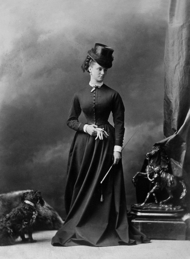 Фотография дамы 19 века 28 фотография
