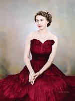 Queen Elizabeth II by klimbims