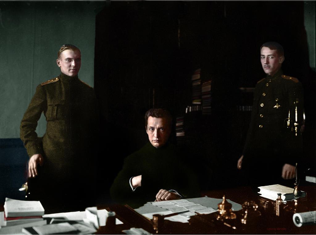 Заседание совнаркома рсфср 17 октября 1918 г принятие решения о создании области немцев поволжья