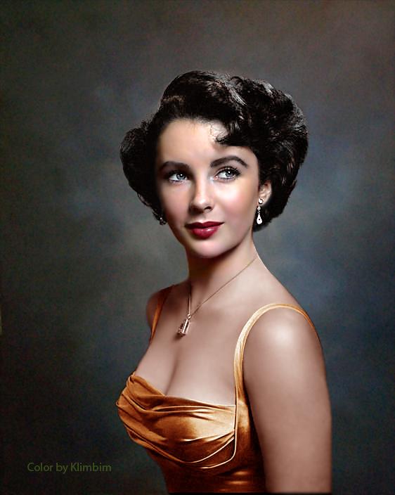 Elizabeth Taylor by klimbims