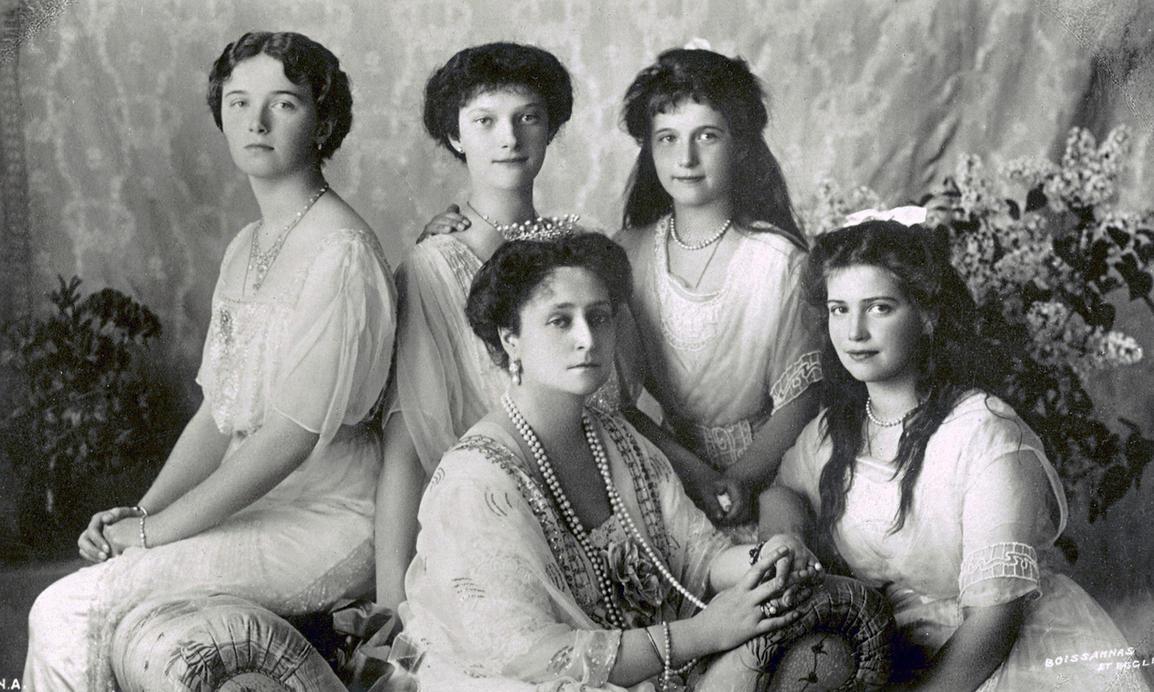 Russias Lost Princesses by klimbims