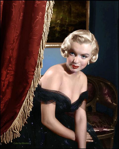 Marilyn Monroe by klimbims