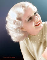 Jean Harlow by klimbims