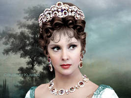 Gina Lollobrigida by klimbims