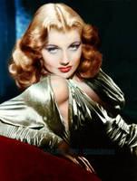 Dolores Moran, 1944 by klimbims