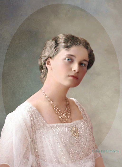 Grand Duchess Olga of Russia by klimbims