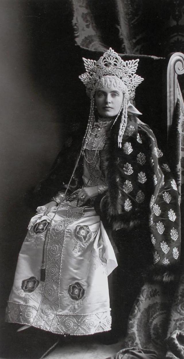 Baroness Emma V. Fredericks by klimbims