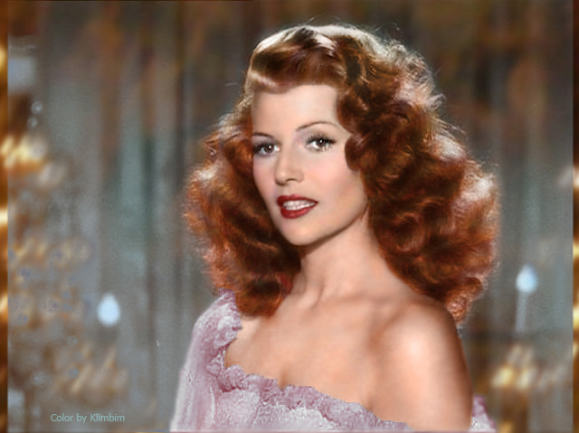 Image result for rita hayworth hair colour