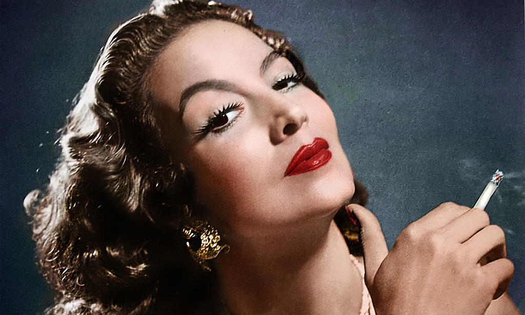 famous mexican movie star maria felix by klimbims on