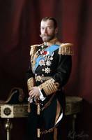 Tsar Nicholas II of Russia by klimbims
