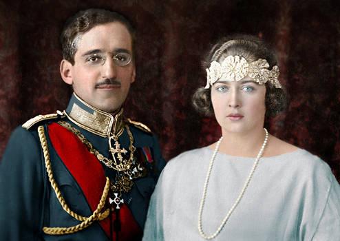 Alexander I of Yugoslavia and Maria of Romania