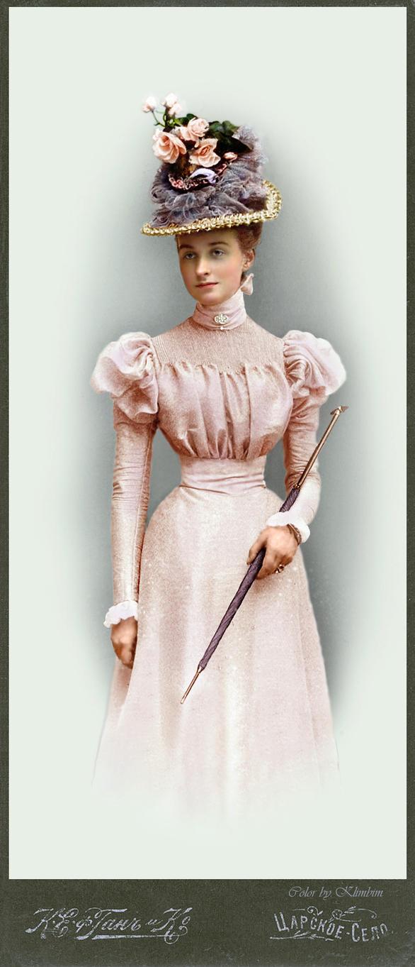 Countess Olga Totleben by klimbims