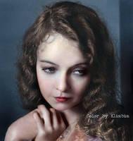 Lilian Gish by klimbims