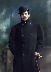 Giacomo Puccini by klimbims