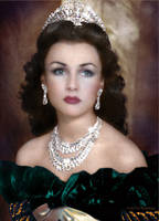 Fawzia Fuad of Egypt by klimbims